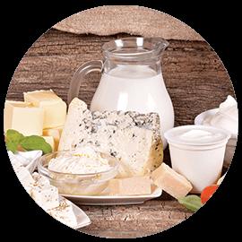 Lapte și produse lactate